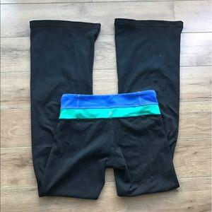 Lululemon groove leggings pants reversible